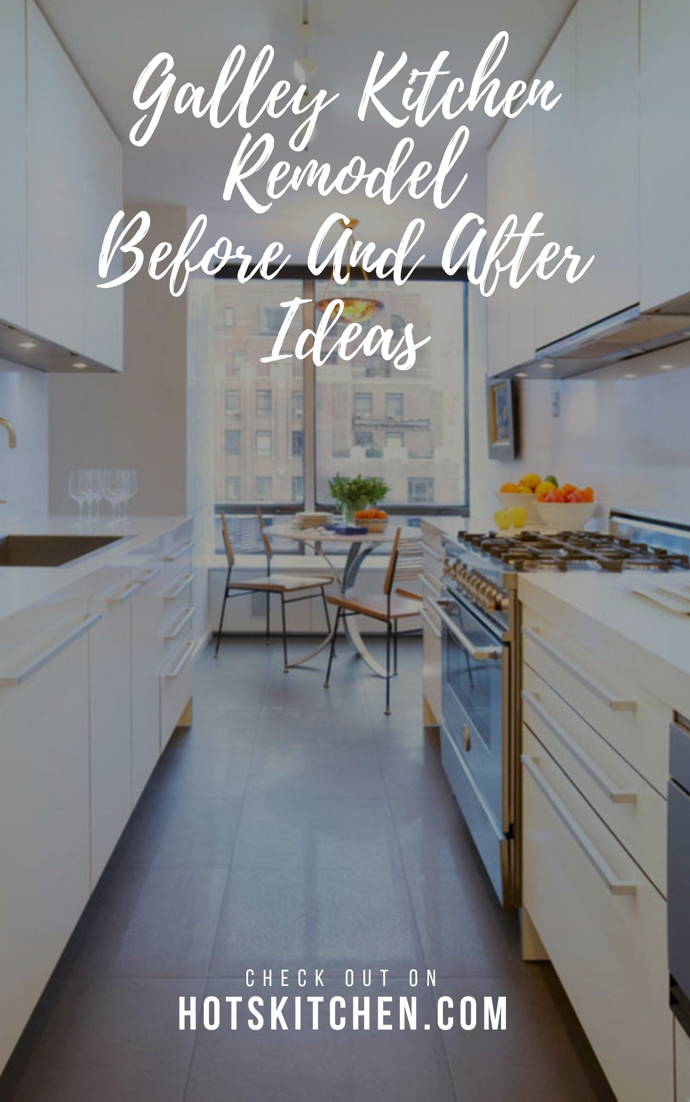 17 Galley Kitchen Remodel Before And After Ideas 2019